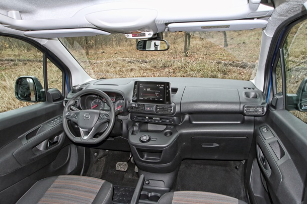 Невероятное преображение: Opel Combo Life 3