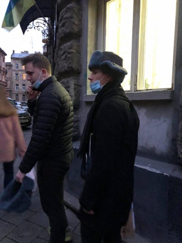 Киевлянину грозит пять лет тюрьмы за прогулку по Львову в шапке-ушанке 1