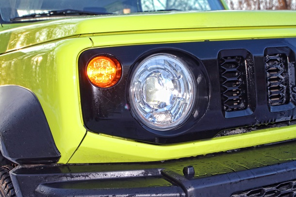 Единственный и неповторимый: новый Suzuki Jimny  2