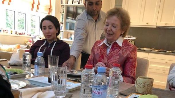 Годы в заточении. Пропавшая дочь эмира Дубая 1