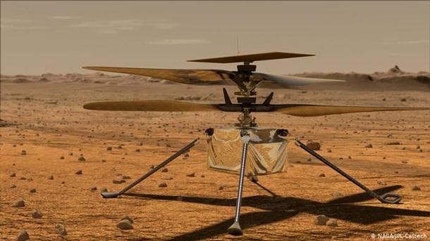Семь минут ужаса. Perseverance ищет жизнь на Марсе 4