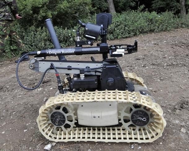 Третью мировую начнут роботы. Новая гонка орудий 2