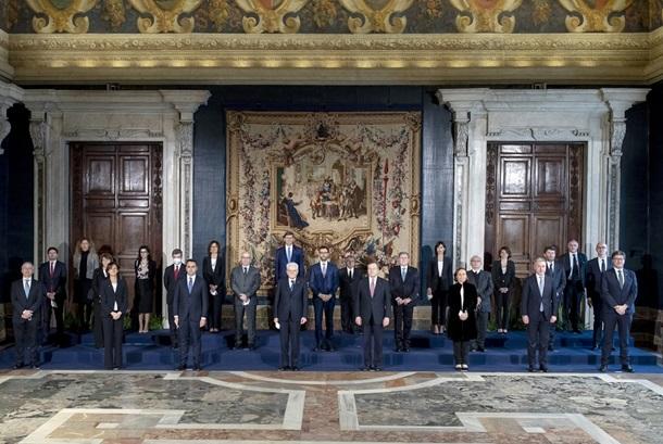 В Италии привели к присяге новое правительство 1